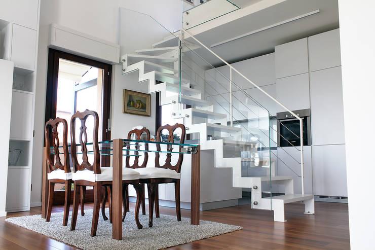 Projekty,  Domy zaprojektowane przez Barberini & Gunnell