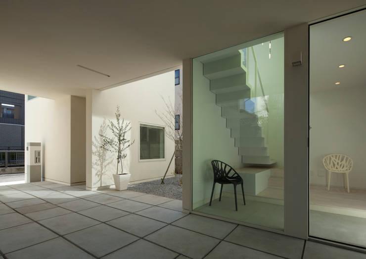 Portico: Aida Atelier, Inc.が手掛けた家です。
