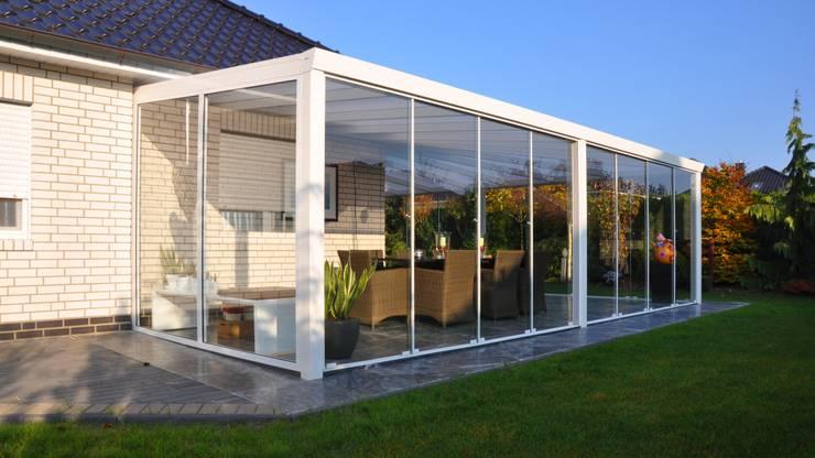 Зимние сады в . Автор – Mooieverandas.nl