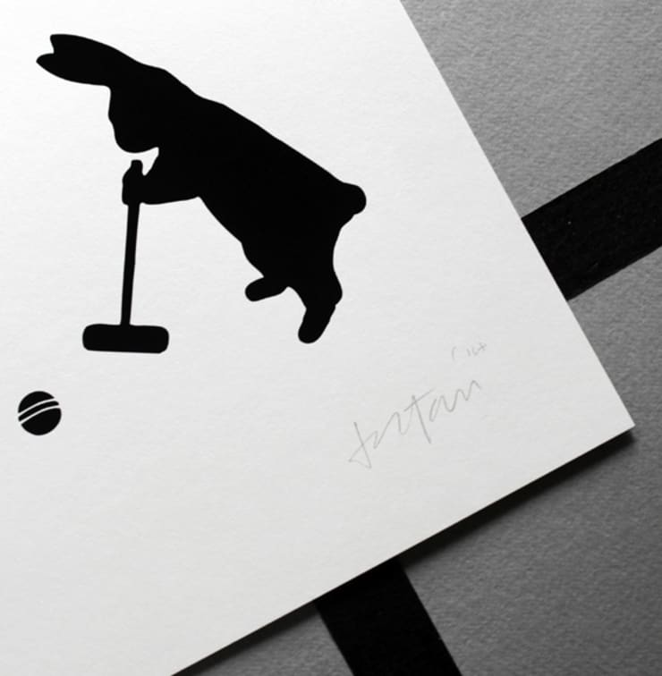 HAM Screen Prints:  Artwork by HAM