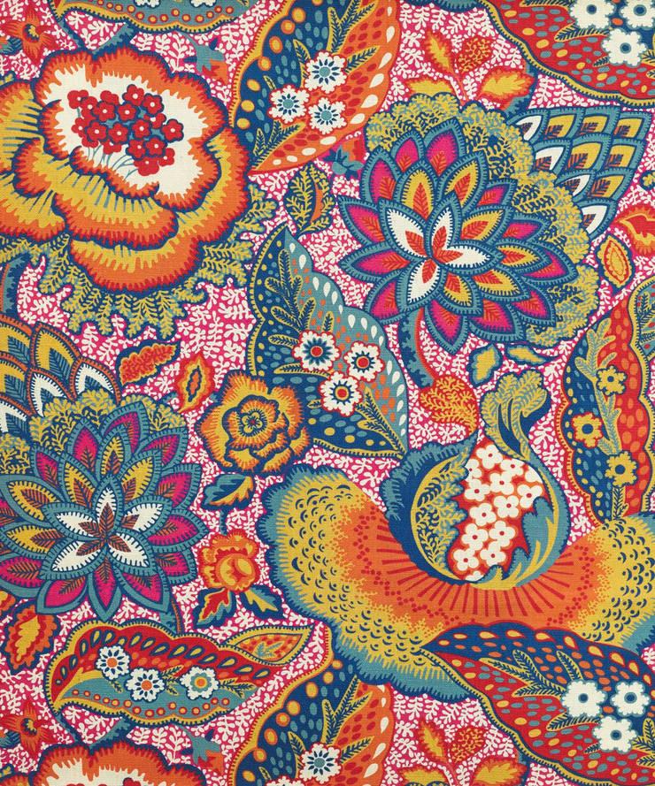 Furnishing Fabrics:  Living room by Liberty London