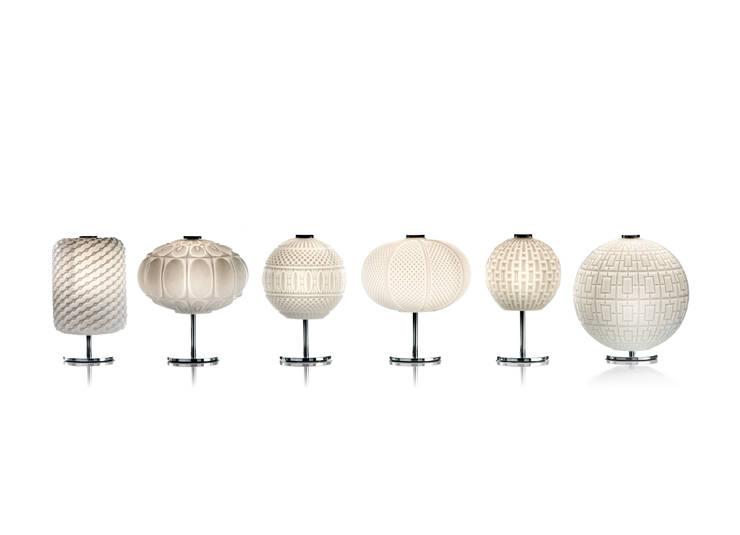 Arabesque lampada da tavolo:  in stile  di M.M. Lampadari, Moderno