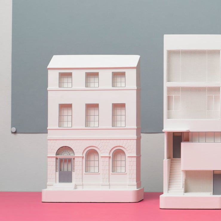 Architectural Models:   by Chisel & Mouse