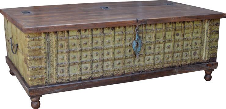 Truhen:  Wohnzimmer von Holztruhen.org,
