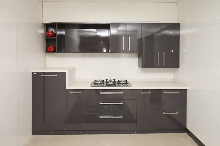 Classic Kitchen Project OMR:  Kitchen by Classic Kitchen Pvt Ltd