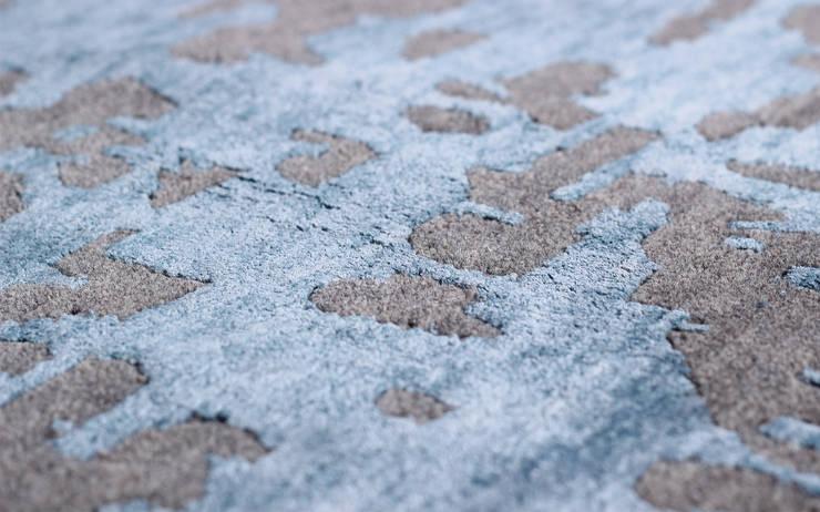 Walls & flooring by Teppichkontor