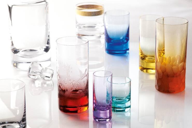 Sofistike – MOSER / Whisky serisi bardaklar:  tarz Yemek Odası