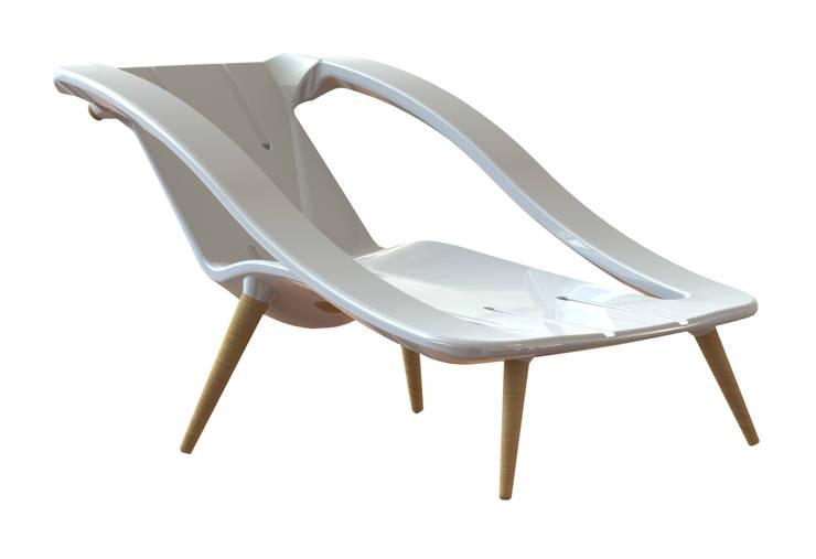 Chaise allongée:  de style  par Isidore Design