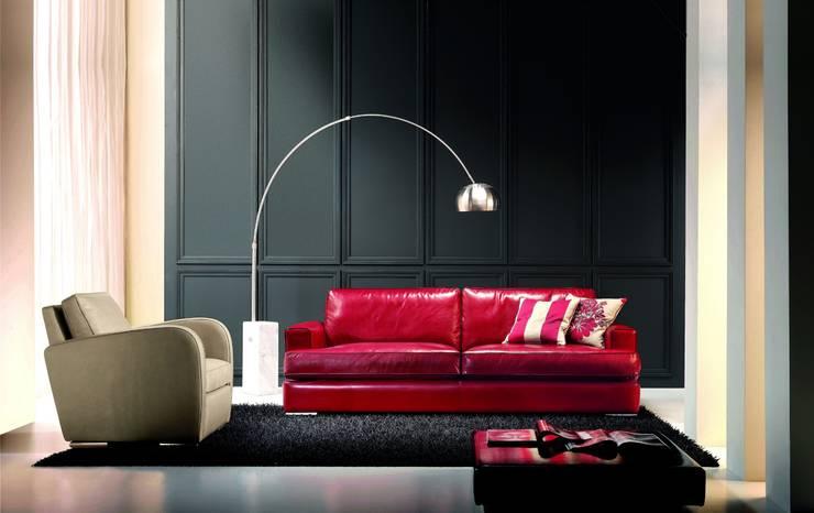 moderne Wohnzimmer von Cava Srl