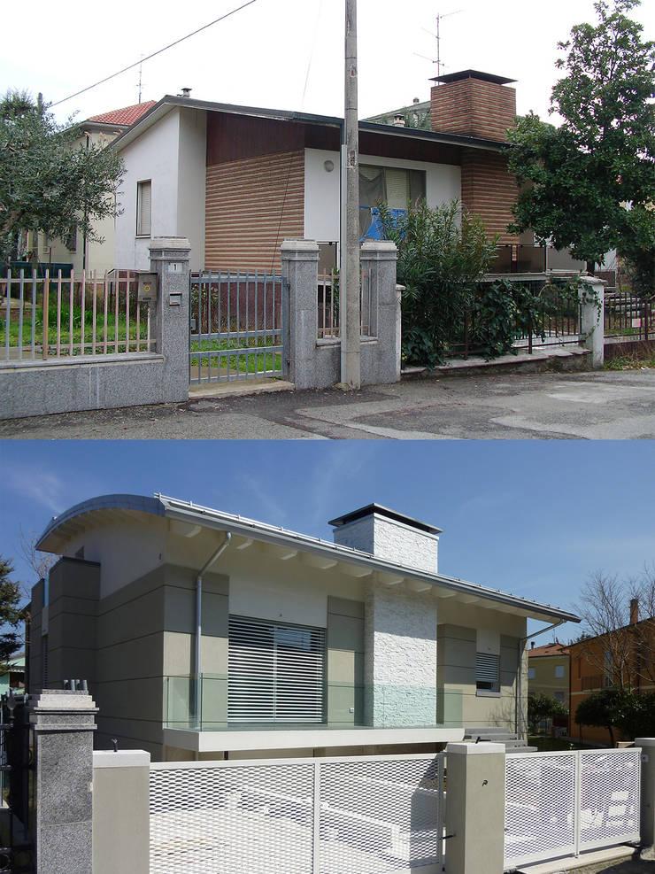 Villino Conti:  in stile  di Stefano Zaghini Architetto