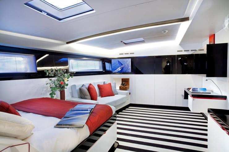 Projekty,  Jachty i motorówki zaprojektowane przez Finot
