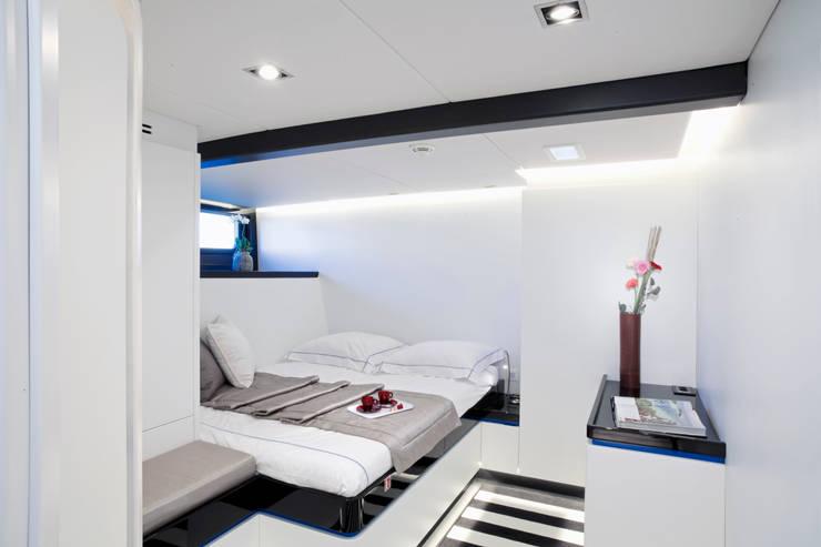 Nomad 4: Yachts & Jets de style  par Finot