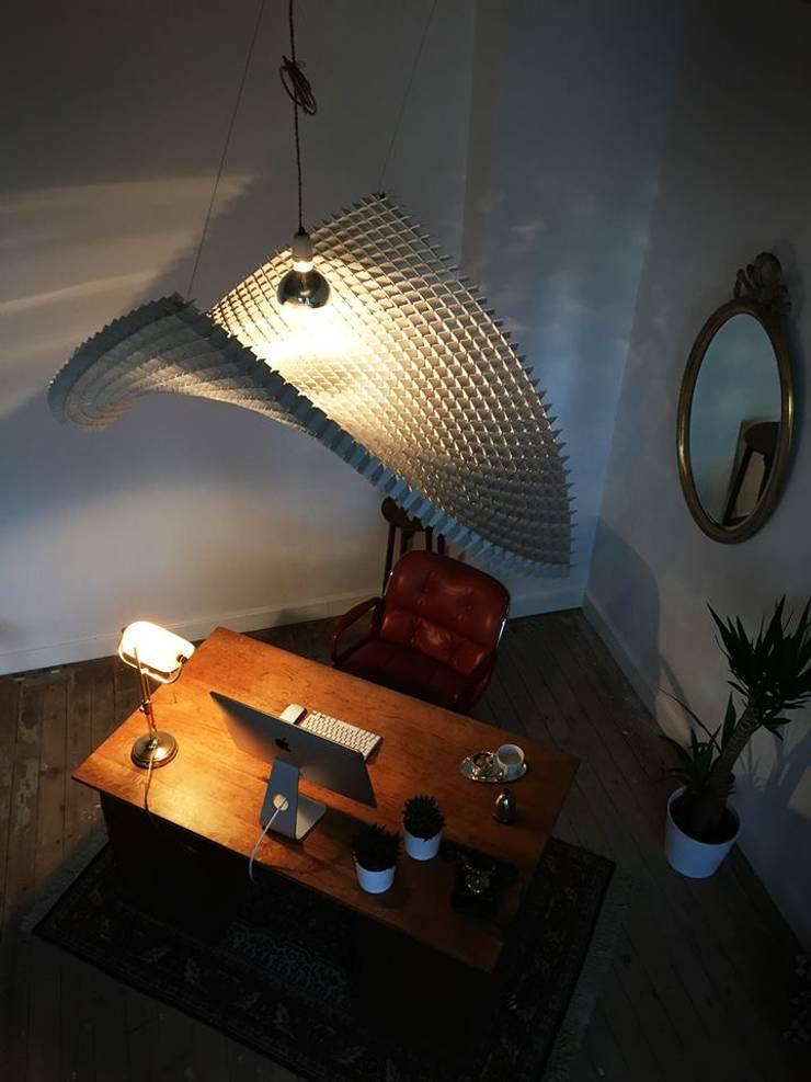 Kantor & toko oleh Alexander Claessen, Modern