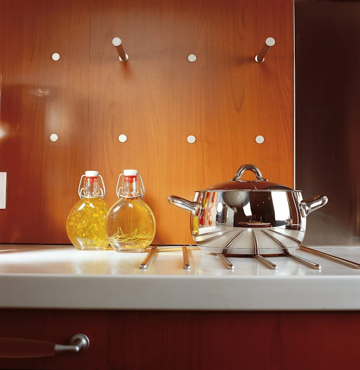 DUPONT TÜRKİYE – DuPont™ Corian®: modern tarz Mutfak