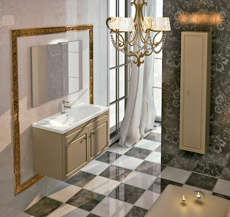 classic Bathroom by Muebles Flores Torreblanca