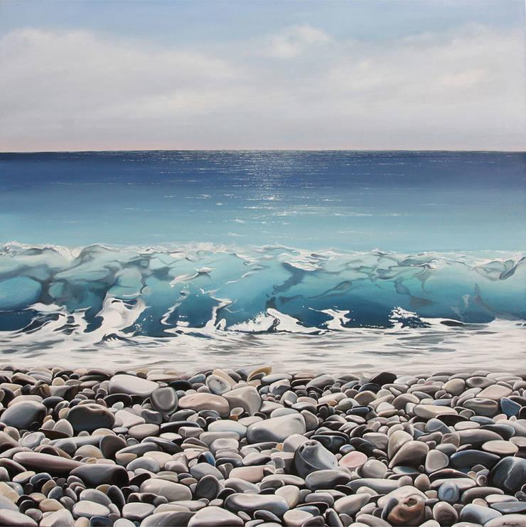 Sérénité : Art de style  par La mer et les galets