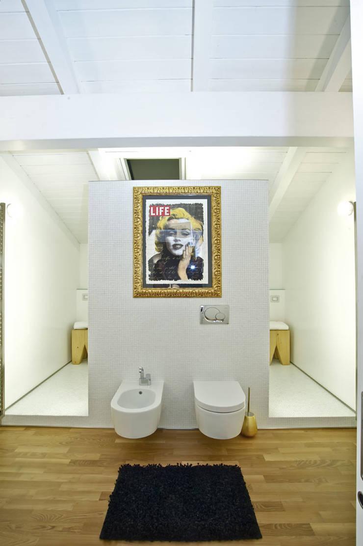 PENTHOUSE: Case in stile  di Fabio Gianoli, Moderno