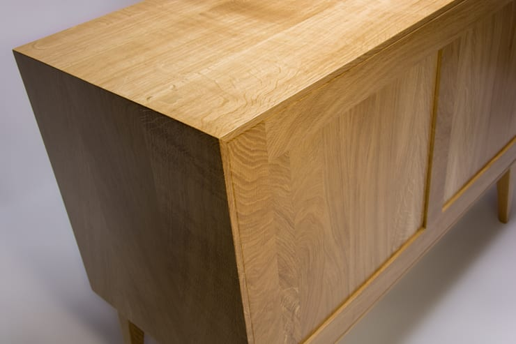 Cubist Credenza 13:  Household by Turner Furniture