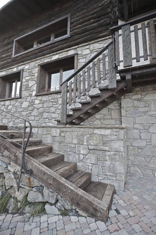 Casa Semogo:  in stile  di Fabio Gianoli, Rustico