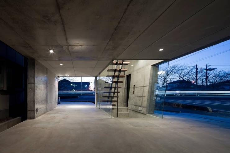 в . Автор – 庄司寛建築設計事務所 / HIROSHI SHOJI  ARCHITECT&ASSOCIATES