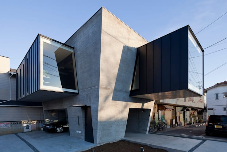 تنفيذ 庄司寛建築設計事務所 / HIROSHI SHOJI  ARCHITECT&ASSOCIATES