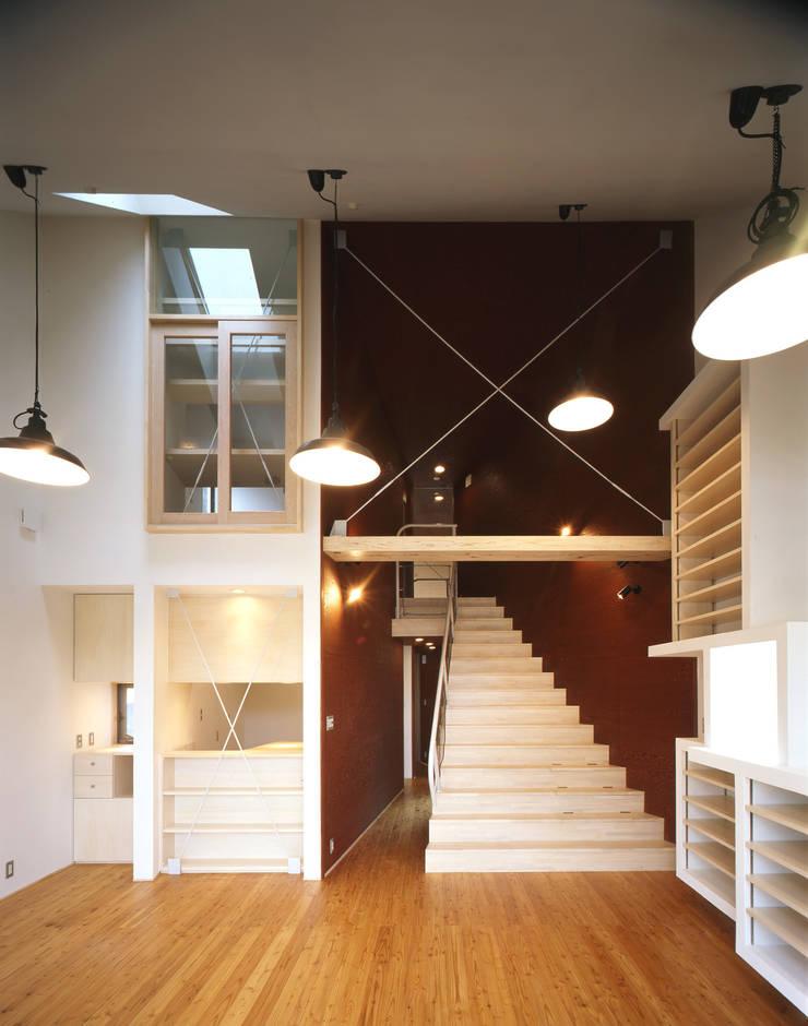 ADE: 片岡重男建築研究所 Kataoka Shigeo Architectsが手掛けた家です。