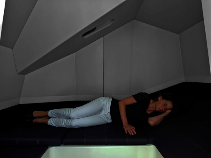 CalmSpace / HAWORTH / 2012:  de style  par MARIE-VIRGINIE BERBET