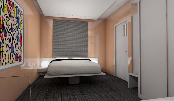 progetto arredamento hotel contract liguria di