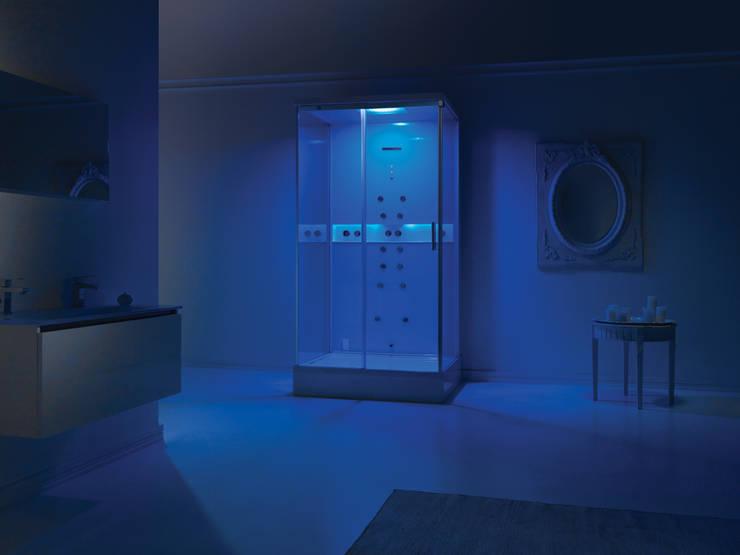 Sealskin presenteert nieuwe generatie wellness:  Badkamer door Sealskin