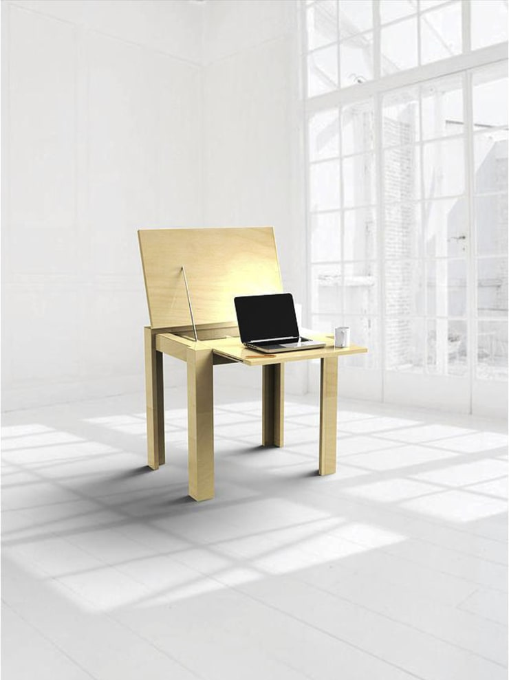 Scrivano - Multifunctional Writing Desk: modern  door Alexander Claessen, Modern