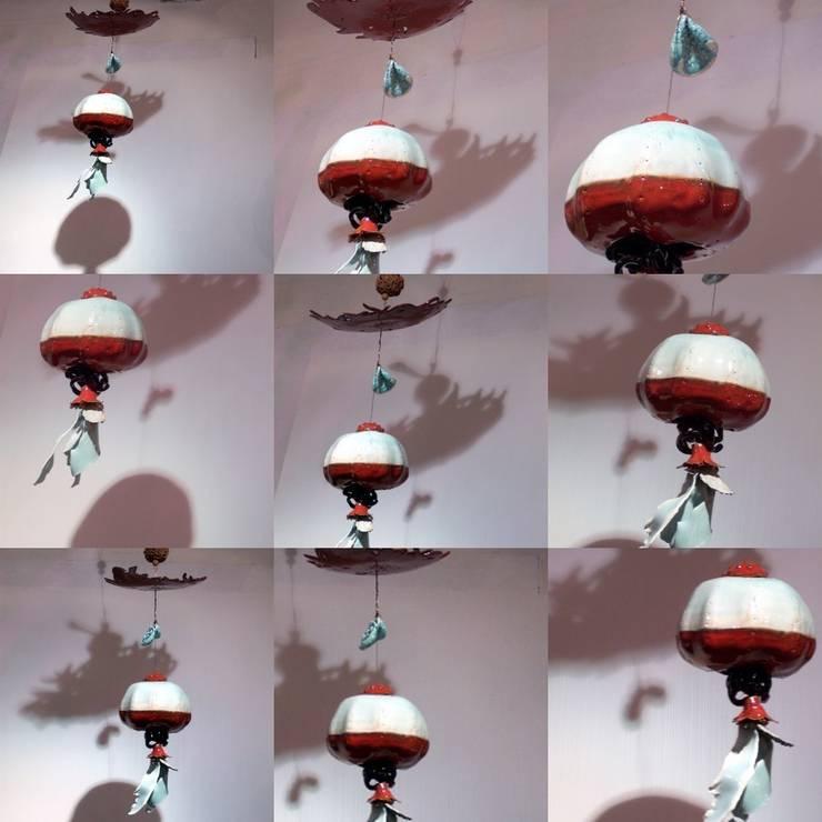 Aurelia (mobile): Art de style  par Tassara Céramiques