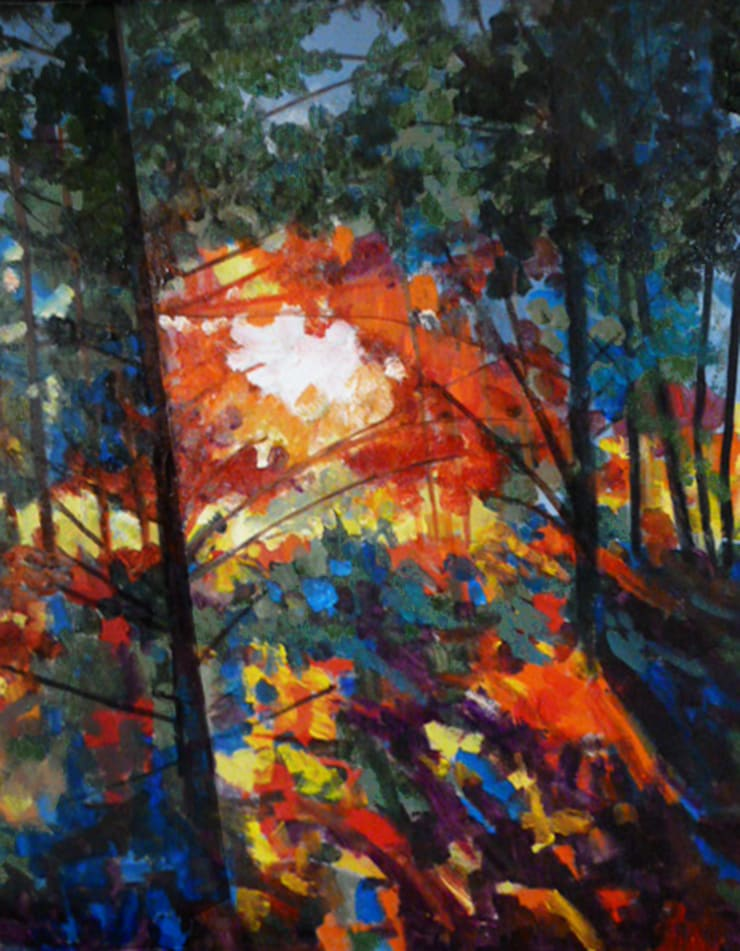 Janet Aldis. Crows Camp Studio:  Artwork by Crows Camp Art