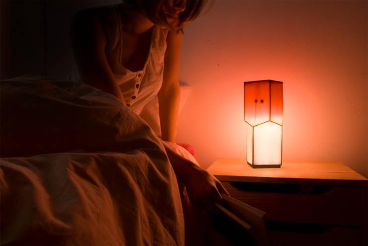 Slaapkamer door Daphné Vermorel