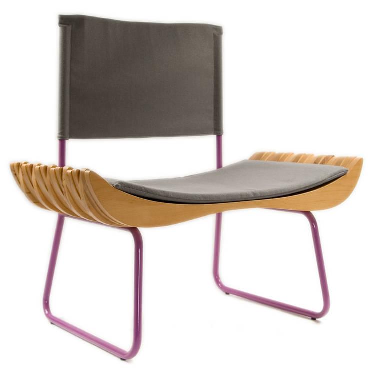 chairs collection: styl , w kategorii Salon zaprojektowany przez Gie El Home
