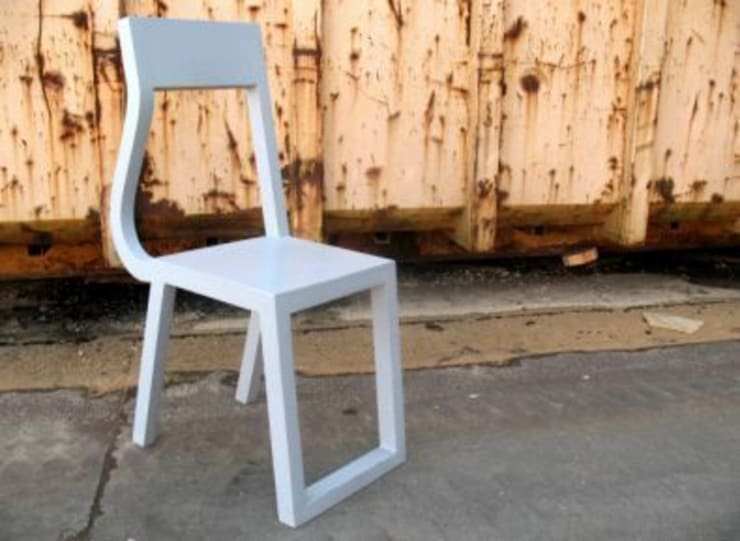 Chaise sans gêne: Salon de style  par Flavie Thiévenaz