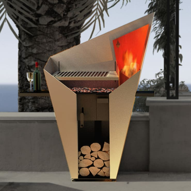 TORXA: Jardín de estilo  de Kuden 360