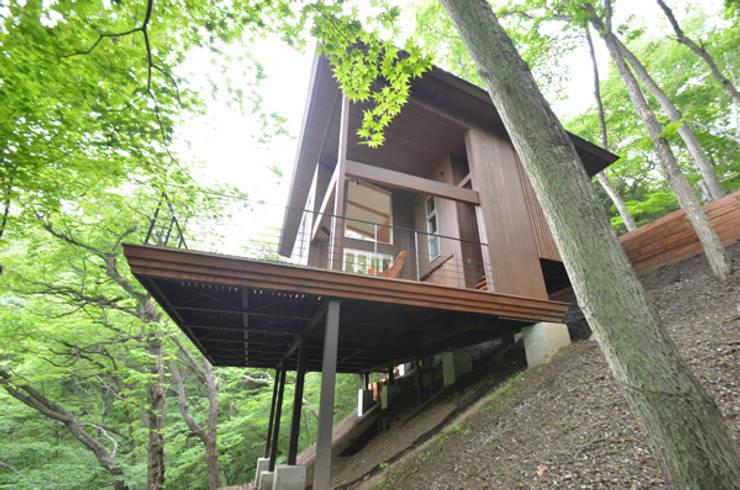 .: 鎌田建築設計室が手掛けた家です。