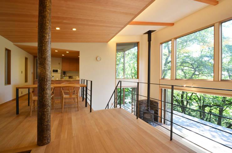 .: 鎌田建築設計室が手掛けたダイニングです。