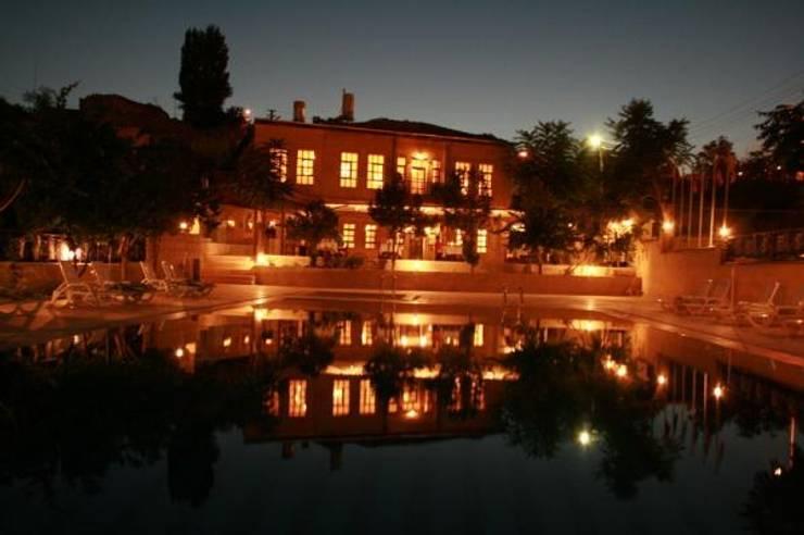 Stone Mansion Hotel (Taş Konak) – Genel Görünüm:  tarz Oteller, Modern