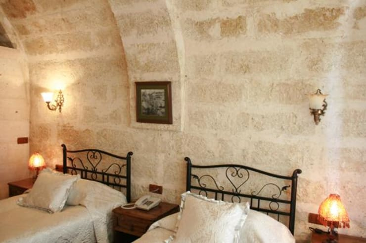 Stone Mansion Hotel (Taş Konak) – Odalarımız:  tarz Oteller