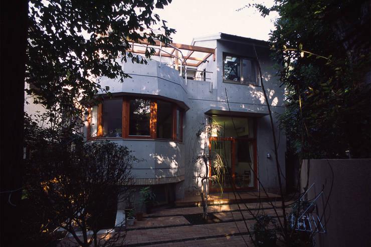 外観: 八島建築設計室が手掛けた家です。,オリジナル