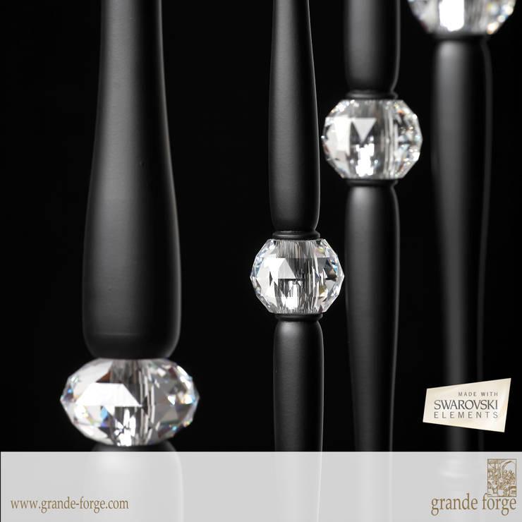 collection black diamond de schutt grande forge homify. Black Bedroom Furniture Sets. Home Design Ideas