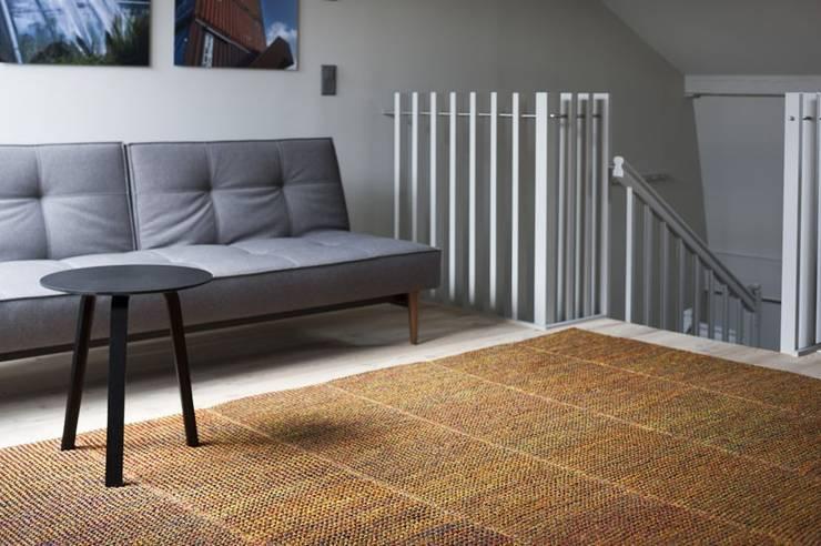 Paredes y pisos de estilo  por Teppichkontor