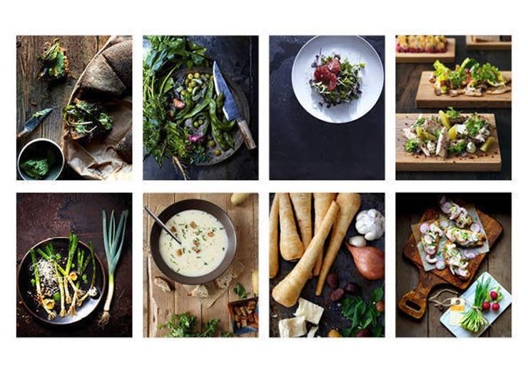 New nordic cuisine:  de style  par LOUISE JACAMON