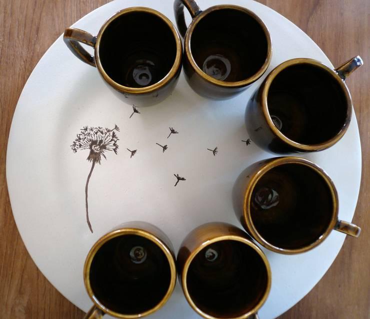 Art de la table:  de style  par De la terre et de l'eau