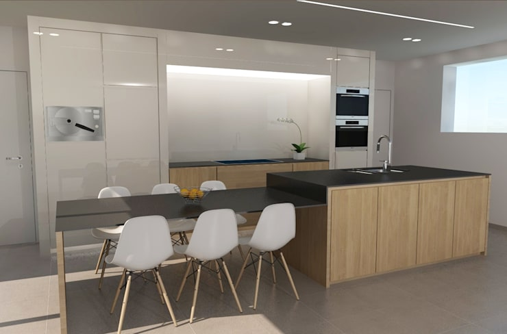 Cozinha  por AD MORE design