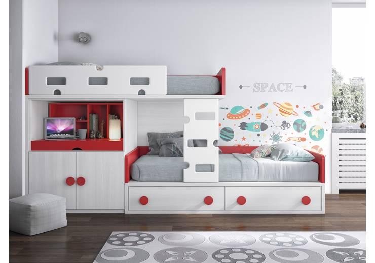 Habitaciones infantiles de estilo  por imuebles Online