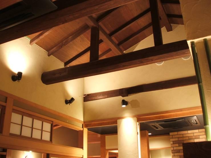 鉄板焼き「灘」 Renovation: ふくろや建築設計事務所が手掛けたです。,