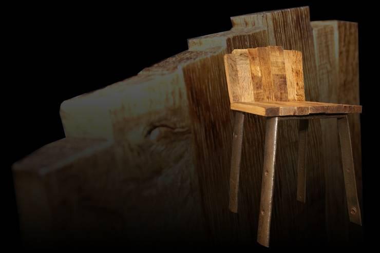 Fabien Godefrin  atelier du'ô bois: Art de style  par ATELIER DU'O BOIS