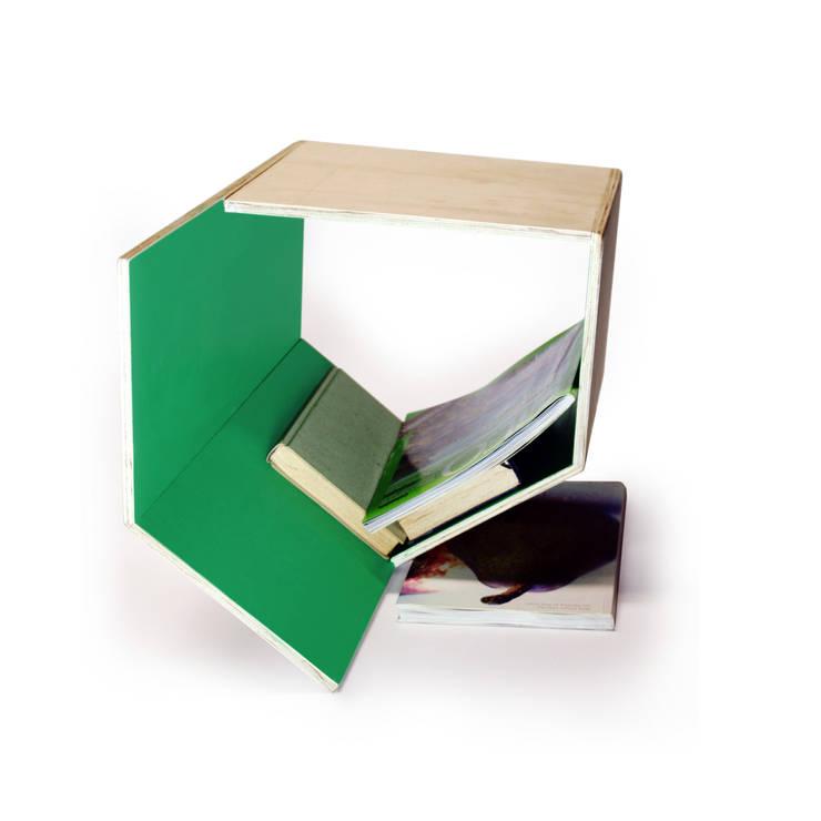 Module de rangement BLOOK: Bureau de style  par Nicolas GRANGER